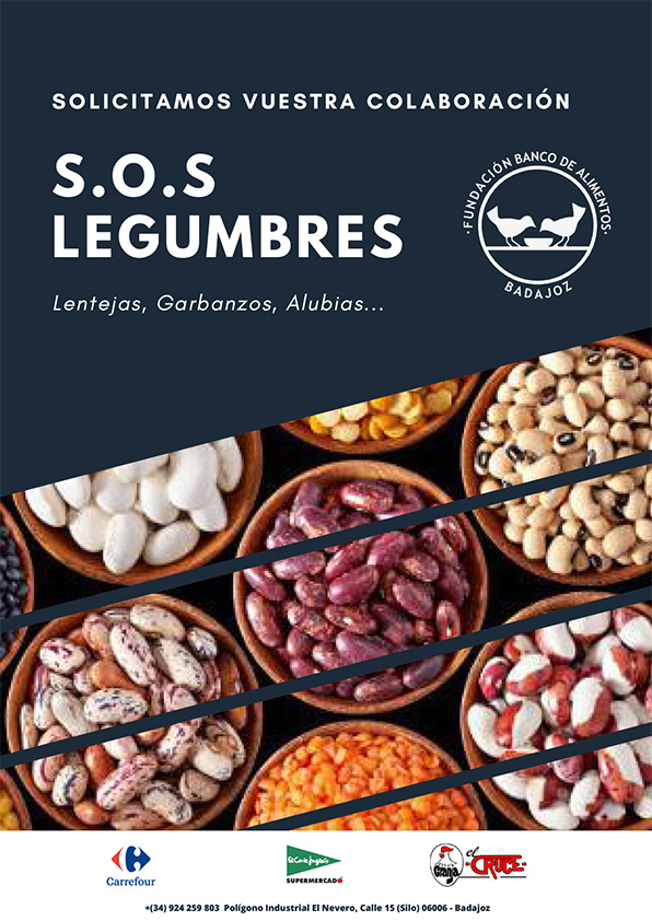 s.o.s legumbres